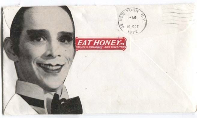 Joel Grey Eat Honey copy