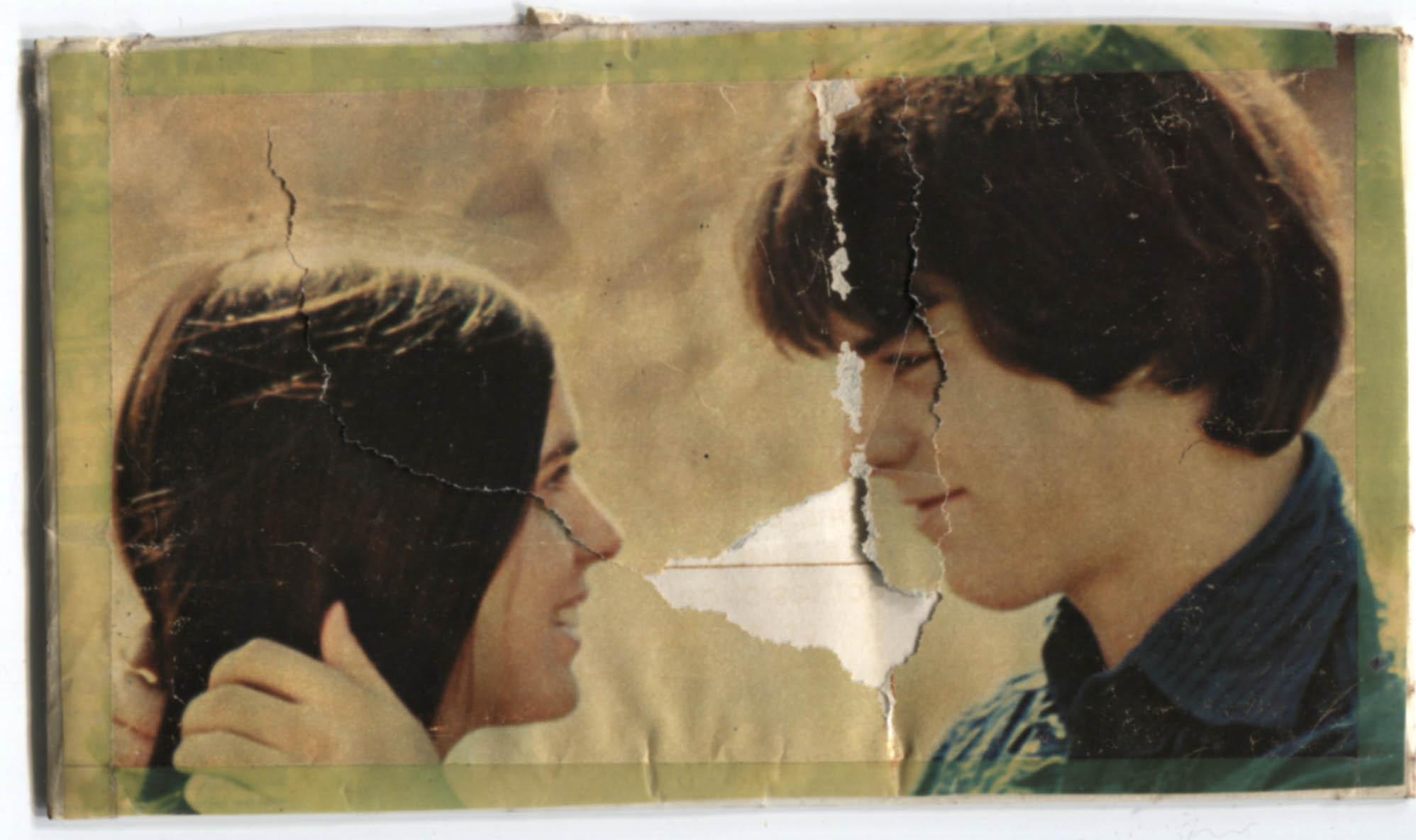 romeo & juliet envelope