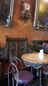 Cafe Reggio interior