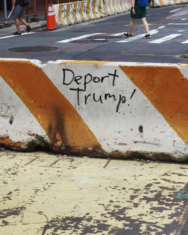 Deport Trump