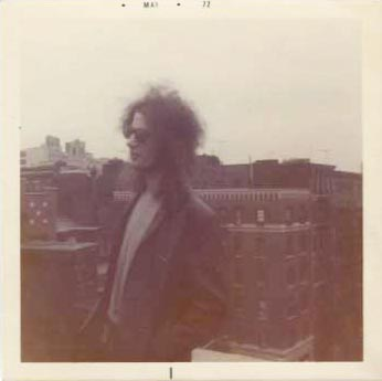 jim green on roof