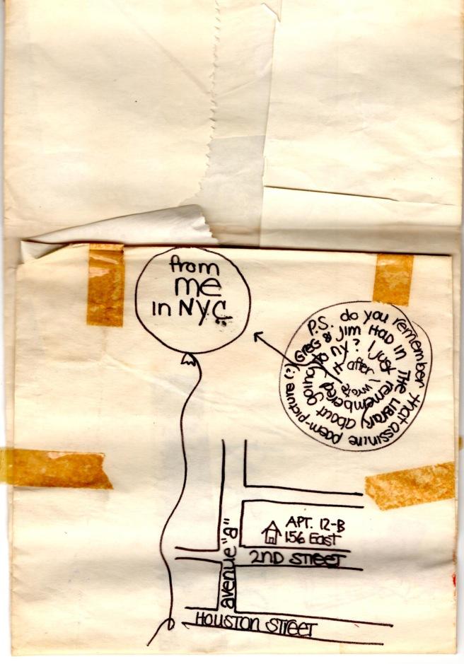E. 2nd St. map address